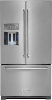 KitchenAid(R) 26.8 cu. ft. 36-Inch Width Standard Depth French Door Refrigerator