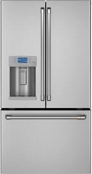 Café ENERGY STAR™ 27.8 Cu. Ft. Smart French-Door Refrigerator with Hot Water Dispenser