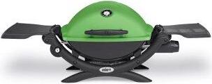 Q(tm) 1200(tm) LP Gas Grill - Green