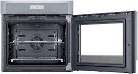 Single Wall Oven 30'' Right Side Opening Door, Stainless Steel MED301RWS