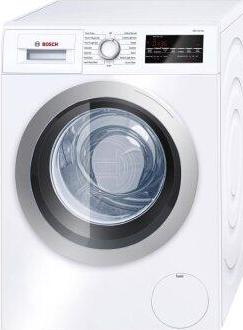 "24"" Compact Washer 500 Series - White/Silver"