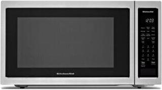 "21 3/4"" Countertop Convection Microwave Oven (TM) 1000 Watt - Stainless Steel"