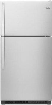 33-inch Wide Top-Freezer Refrigerator - EZ Connect Icemaker Kit Compatible - 20.5 cu. ft