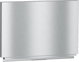 RBGDF2030 - Splash back for combination with a RangeCooker and RangeTop.