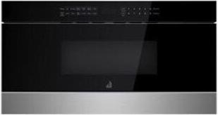 """NOIR™ 30"""" Under Counter Microwave Oven with Drawer Design"""