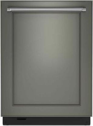 39 dBA Panel-Ready Dishwasher with Third Level Utensil Rack - Panel Ready PA