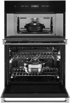 """NOIR™ 30"""" Microwave/Wall Oven with MultiMode™ Convection System"""