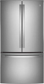 GE Profile™ ENERGY STAR™ 23.1 Cu. Ft. Counter-Depth Fingerprint Resistant French-Door Refrigerator