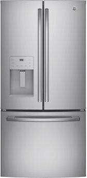 GE(R) ENERGY STAR(R) 23.7 Cu. Ft. French-Door Refrigerator