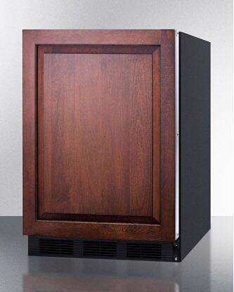 """24"""" Wide Built-in All-refrigerator, ADA Compliant (panel Not Included)"""