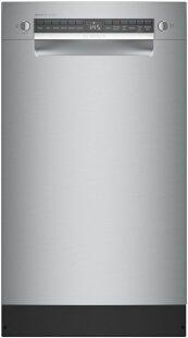 800 Series Dishwasher 17 3/4'' Stainless steel SPE68B55UC
