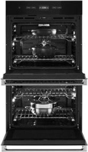 """NOIR™ 30"""" Double Wall Oven with MultiMode™ Convection System"""
