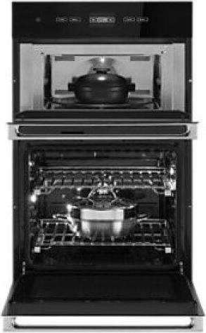 """NOIR™ 27"""" Microwave/Wall Oven with MultiMode™ Convection System"""