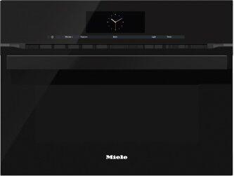"""24"""" H 6800 BM PureLine Obsidian Black M Touch Speed Oven"""