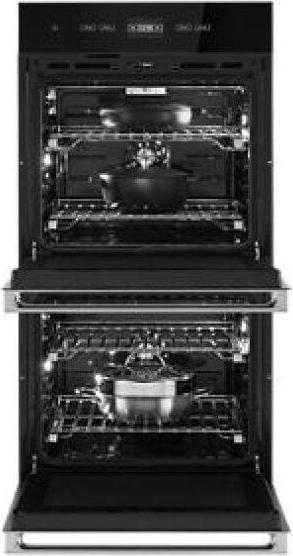 """NOIR™ 27"""" Double Wall Oven with MultiMode™ Convection System"""