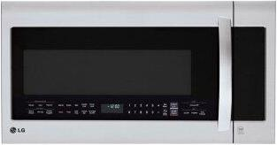 2.0 cu. ft. Over-the-Range Microwave Oven with EasyClean™