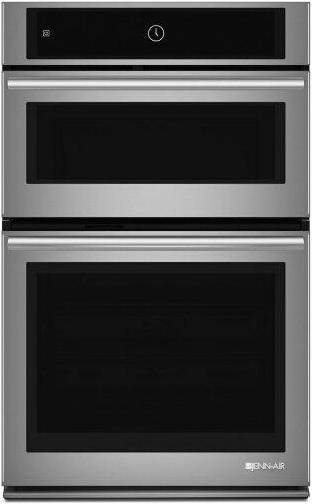 "Euro-Style 27"" Microwave/Wall Oven with MultiMode™ Convection System Stainless Steel"